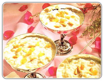 """Rice Pudding"" Roz Bil-haleeb"